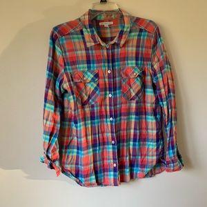 American Eagle flannel!